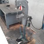 Manutenção rebitadeira pneumática